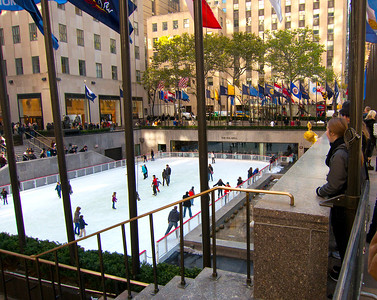 11.09.12 New York Rockefeller Plaza
