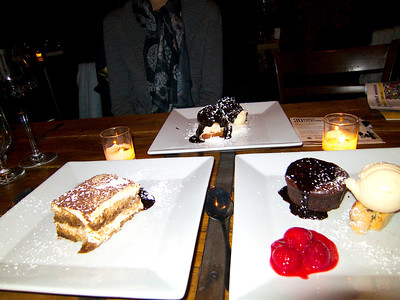 11.09.12 New York Late night dessert